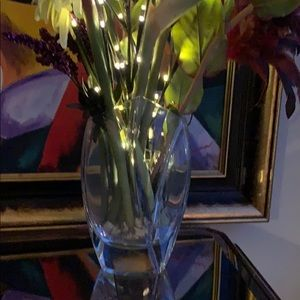 Baccarat Crystal Vase